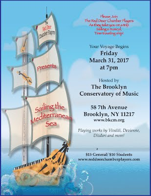 Concerts The Red Door Chamber Players